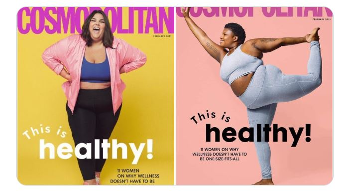 "Obesity is Not Healthy and ""Body Positivity"" Won't Change That"