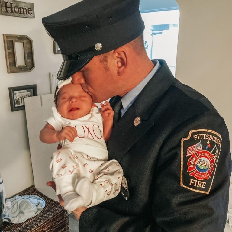 A Firefighter Father's Tribute to His Daughter