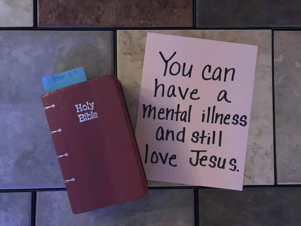 You Can Have a Mental Illness and Still Love Jesus