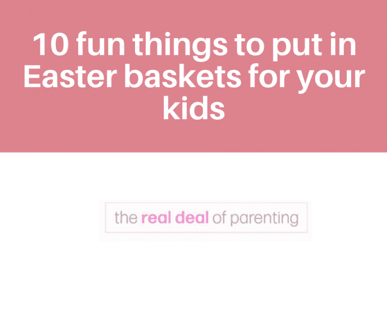 These are the top Easter basket items Moms are getting for their kids