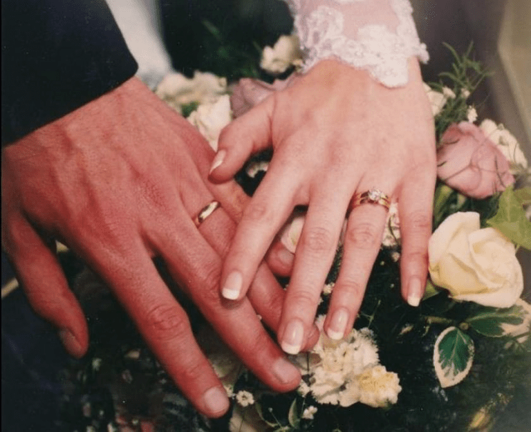 I've had three marriages but it's not what you think