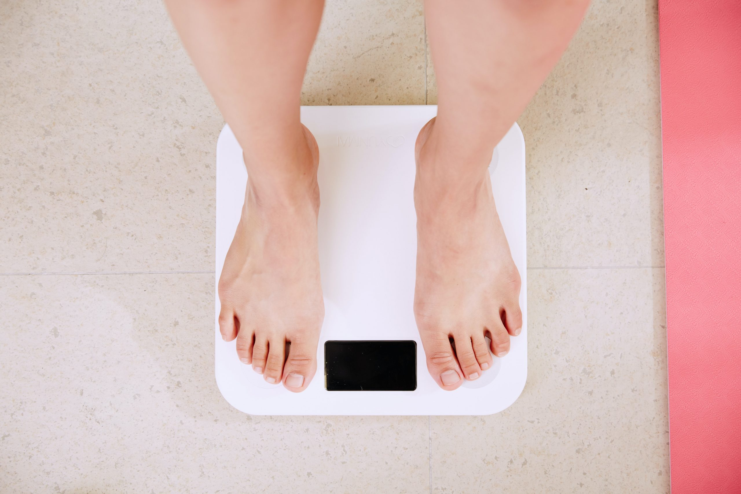 To the woman battling the scale