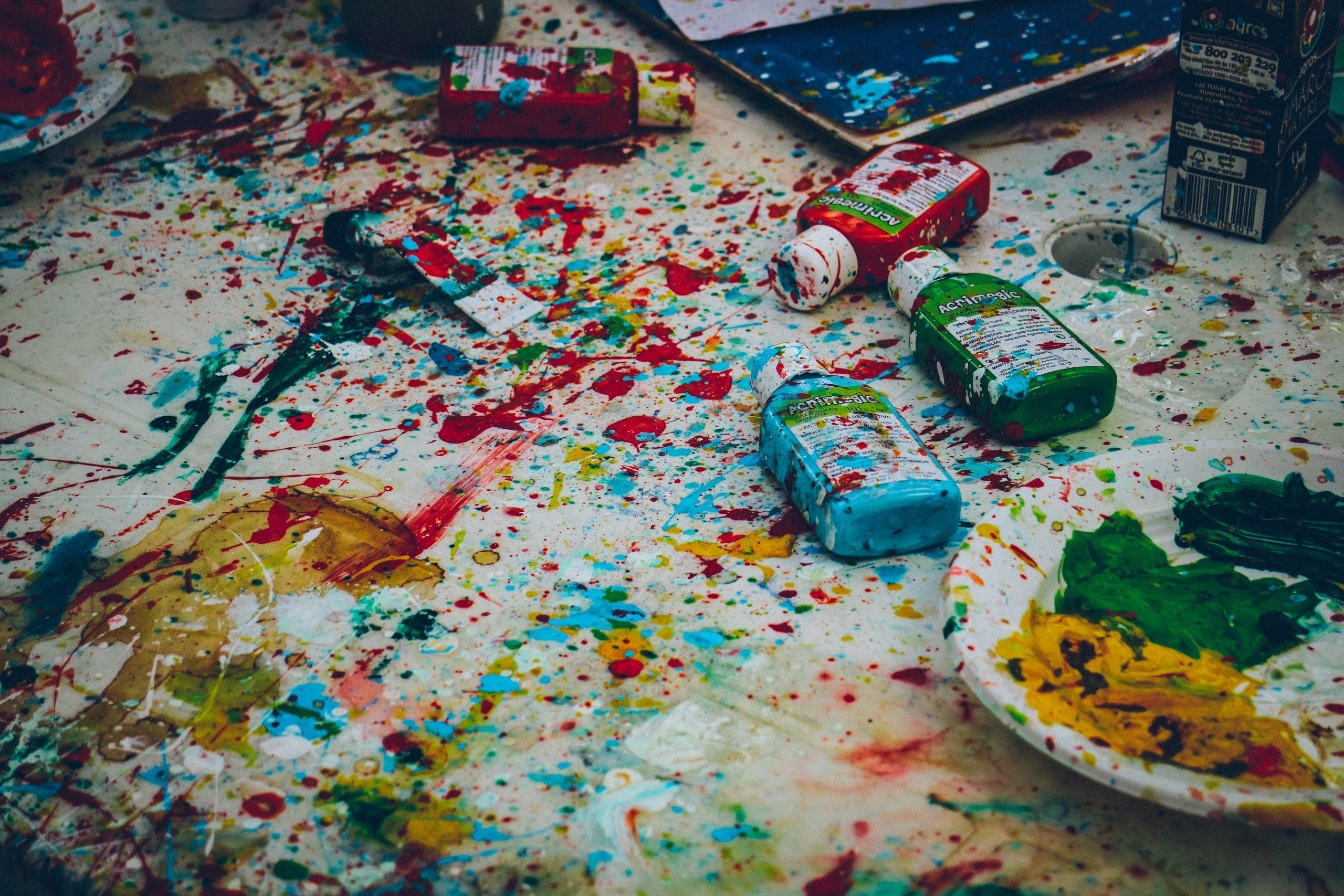 What is so beautiful about a mess?