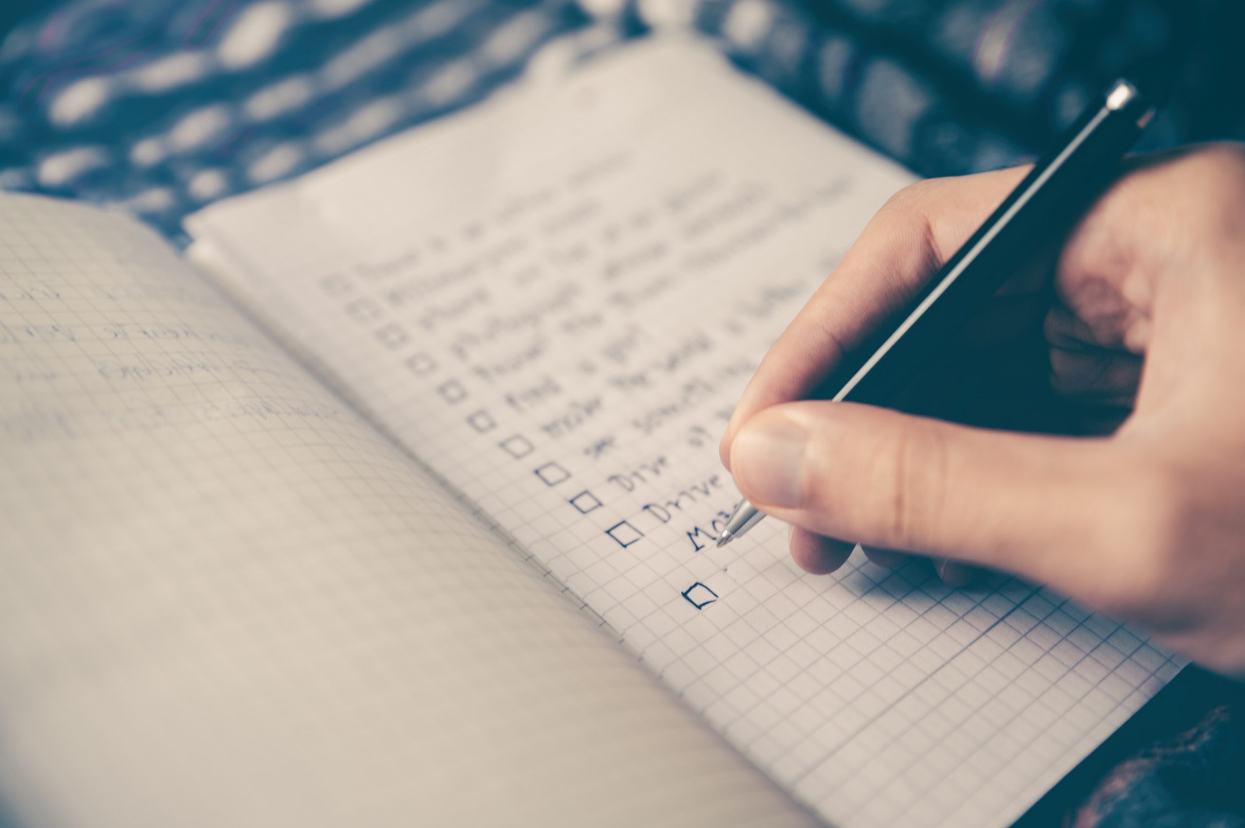 It's OK to put down your to-do list